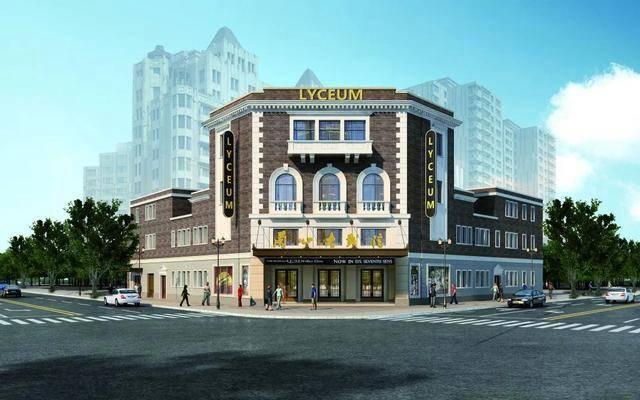 兰心大戏院将恢复90年前原貌!来看老剧场的传奇故事