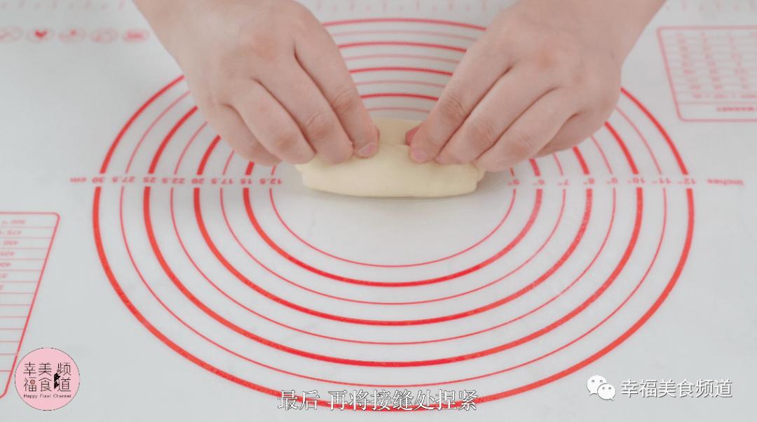 『面包』每一口都是浓浓的奶香味!,不加一滴水的法式软面包
