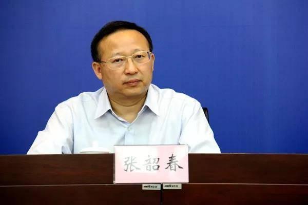张韶春已任内蒙古自治区政府党组副书记