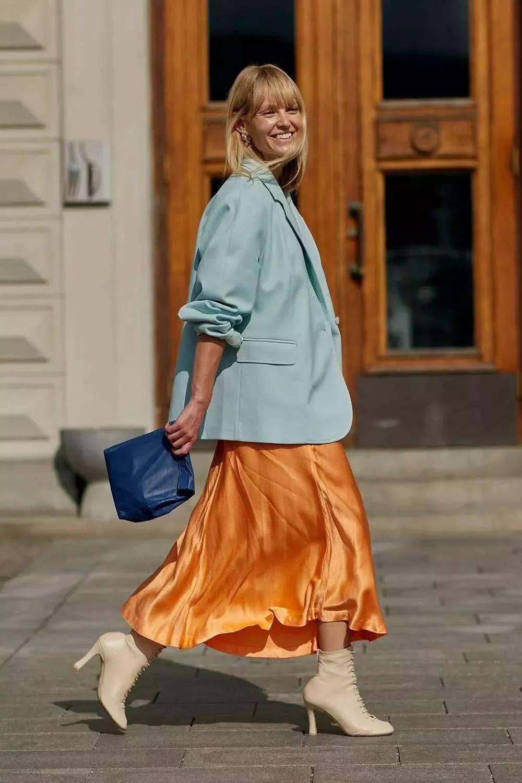 丝绸太高级了,一年四季都可以穿!