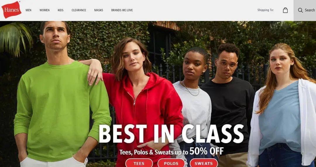 《转产口罩收益暴增,Champion 母公司 HanesBrands 最新季报表现强劲》