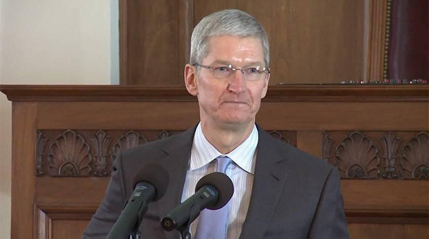 zaraman库克称苹果不会通过收购其他公司来
