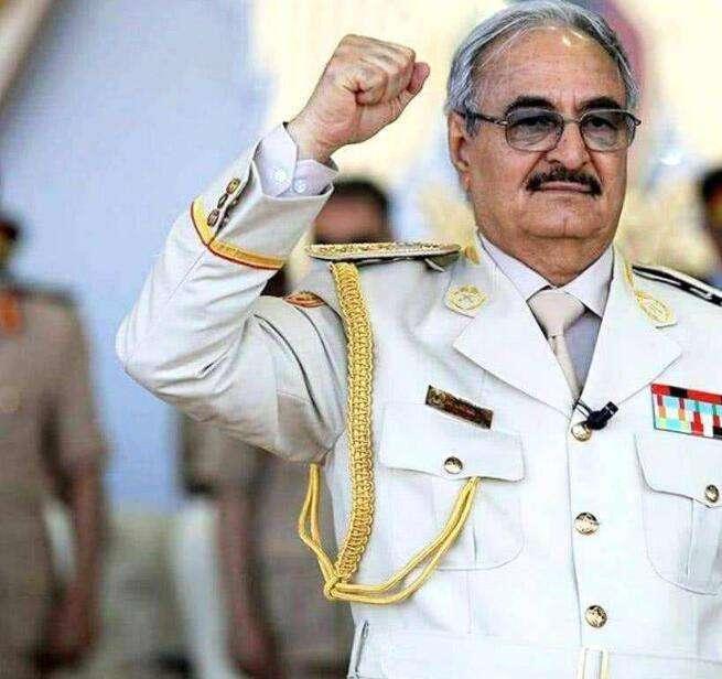 土耳其加强对利比亚局势干预哈夫塔尔警告将予以武力反击