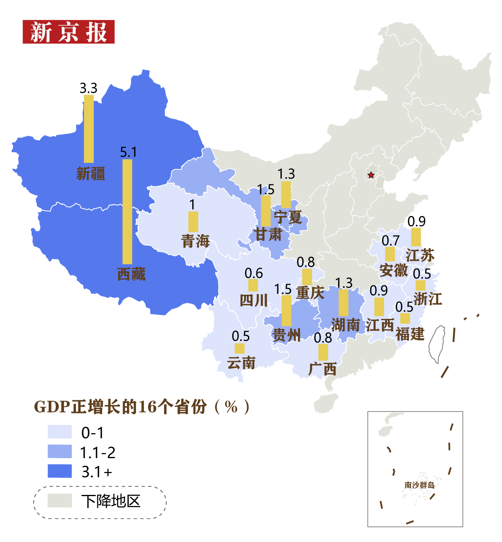 各省份经济总量是多少_中国有多少个省份