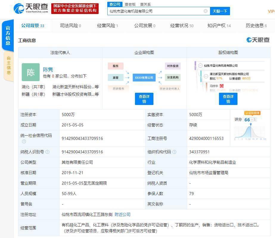 媒体报道:湖北仙桃一化工企业发生闪爆事故,致6人死亡4人受伤