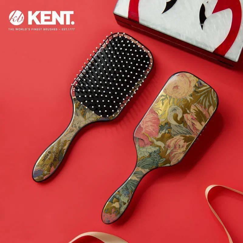 种草+ 九代英国王室都在用的KENT美发梳,百元可入!