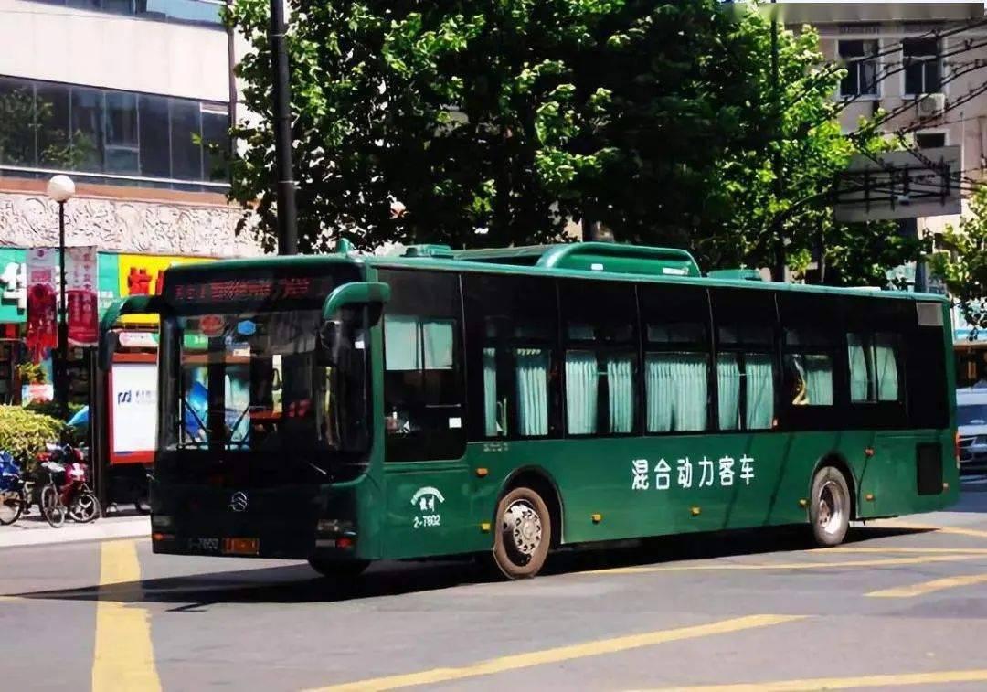 洛阳公交车图片