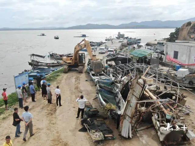 红海湾 80%以上民生渔船纳入涉渔乡镇船舶