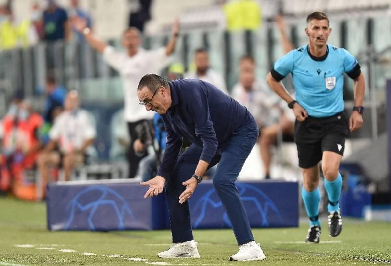 尤文图斯2比1主场战胜里昂总比分2比2因客场