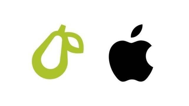 """因Logo相似,""""梨子""""公司被苹果告了"""