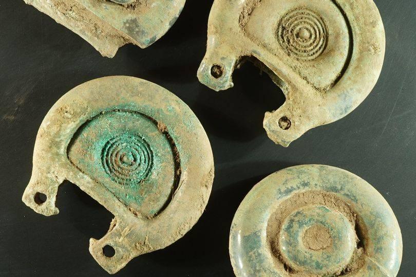 英国发现大量青铜时代文物_中欧新闻_欧洲中文网