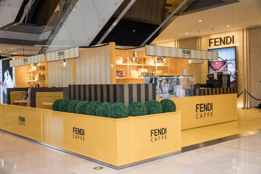 8月新店、新展、新地标来啦!点都德、伏见桃山、FENDI咖啡.....