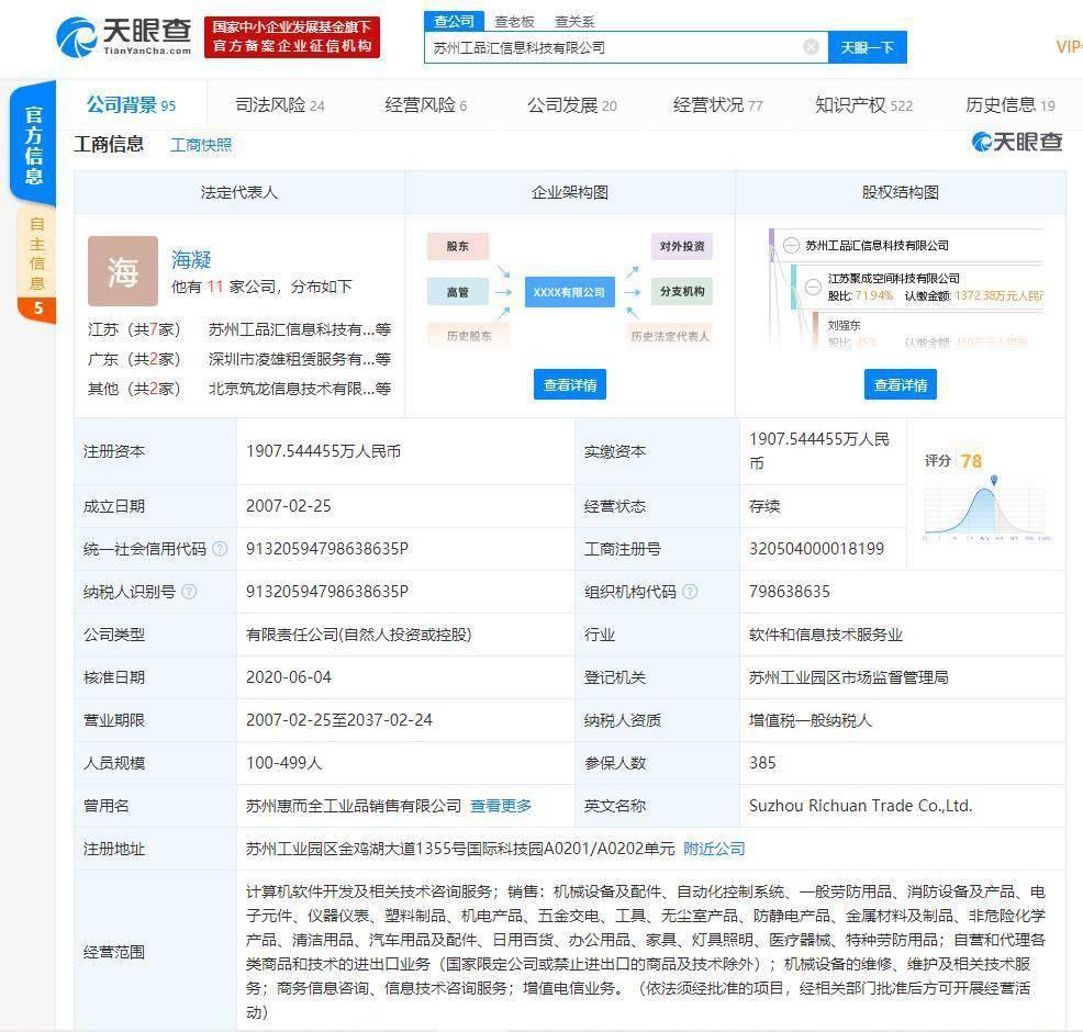 京东正式收购工品汇,To B市场上演资本整合戏码