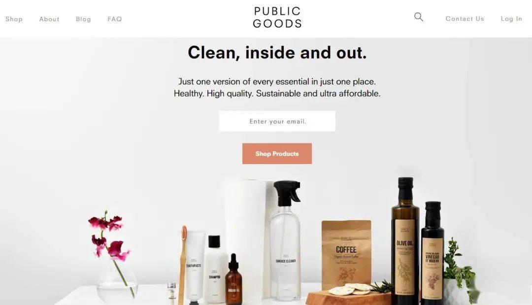 互联网平价杂货品牌 Public Goods 获 LVMH 旗下私募基金1500万美元战略投资