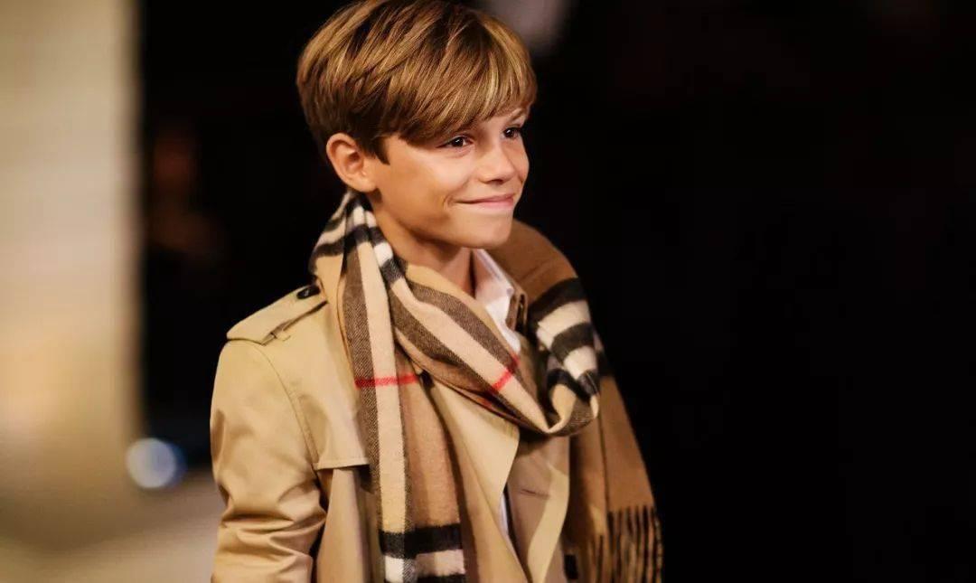 我可以之十八岁男孩 Romeo Beckham~插图(5)