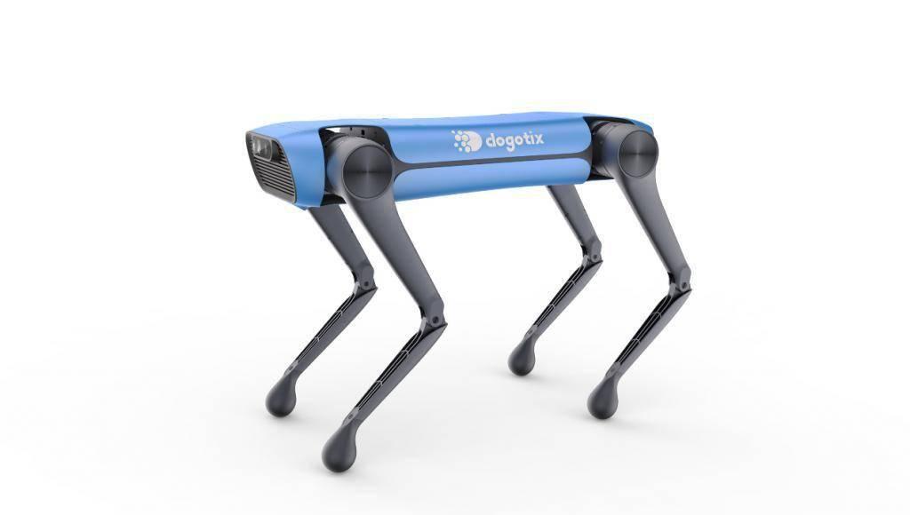 伺服电机减速机型号,「Dogotix(多够机器人) 」获 500 万天使轮融资,专注研发四足机器狗_技术