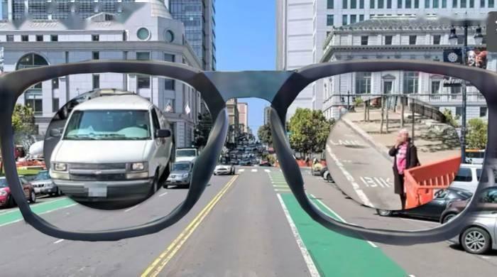 新专利显示苹果眼镜或将采用环顾式流畅导航动作