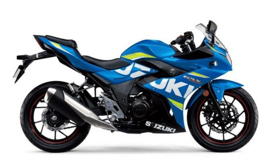 铃木全新400-500cc中排量专利图曝光,未来街车、跑车拉力将亮相