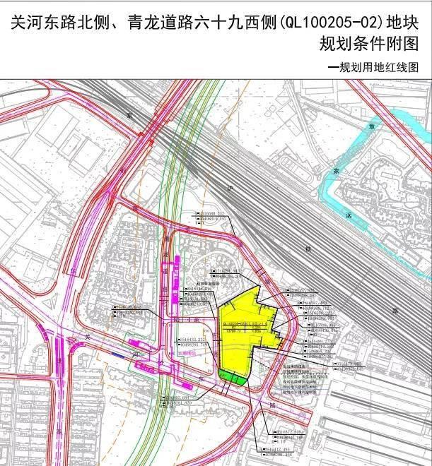 主要为二类住宅用地(R2)、商业用地(B1)和商业用地(B1)