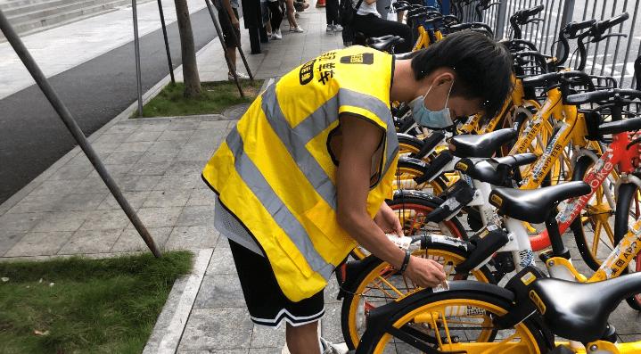 政企合力出击,美团单车清理深圳中的非
