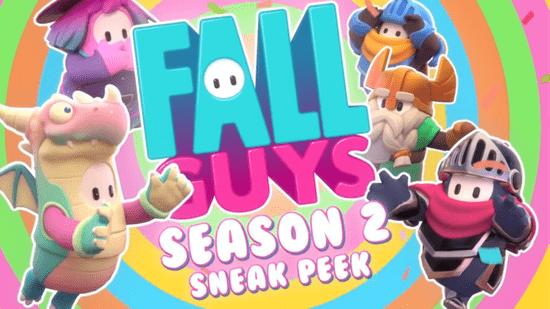 《糖豆人:终极淘汰赛》掀起全新游戏热潮 Steam售出超过700万套 第二赛季即将开启