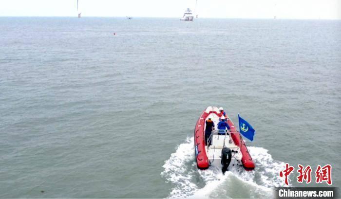 各科目完成后,综合搜救演练于当日10时