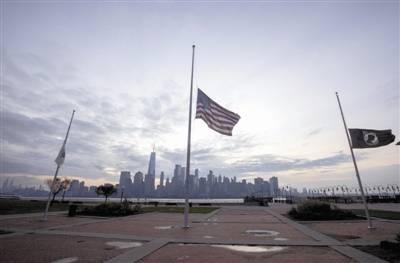 美国纪念9·11事件19周年 纪念碑谷攻略