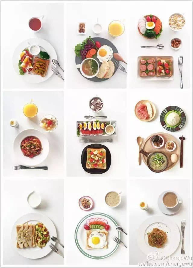 连续1000天为女友做早餐不重样,他从肥宅变腹肌型男,吃好早餐太重要了