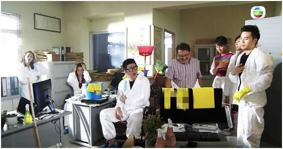 TVB热播剧出现14秒疑似乱港手势,港媒:导演已被解雇