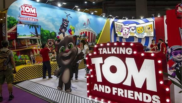 《会说话的汤姆猫2》被下架,对这家上市公司影响有多大?