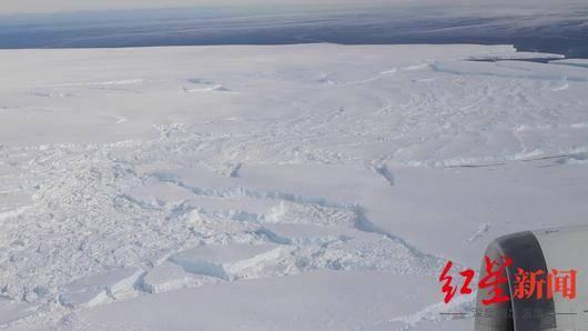 """南极传来坏消息:""""末日冰川""""加速消融,或致海平面上升3米"""