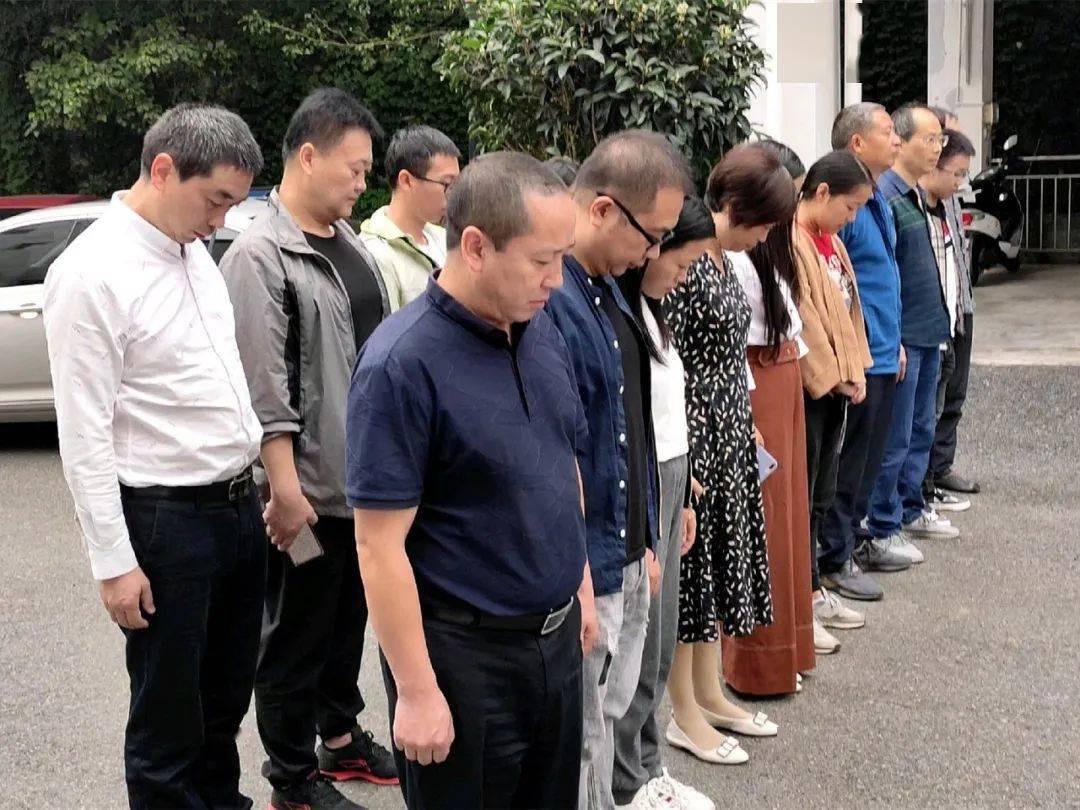 汉源县吹响了纪念九一八事变89周年的防空警笛。