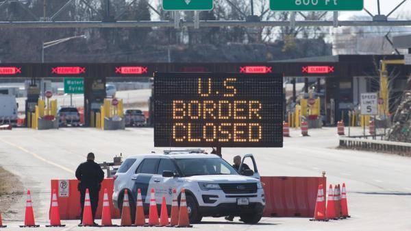 受疫情影响 墨西哥和美国边境封禁期 再度延长一个月至10月21日