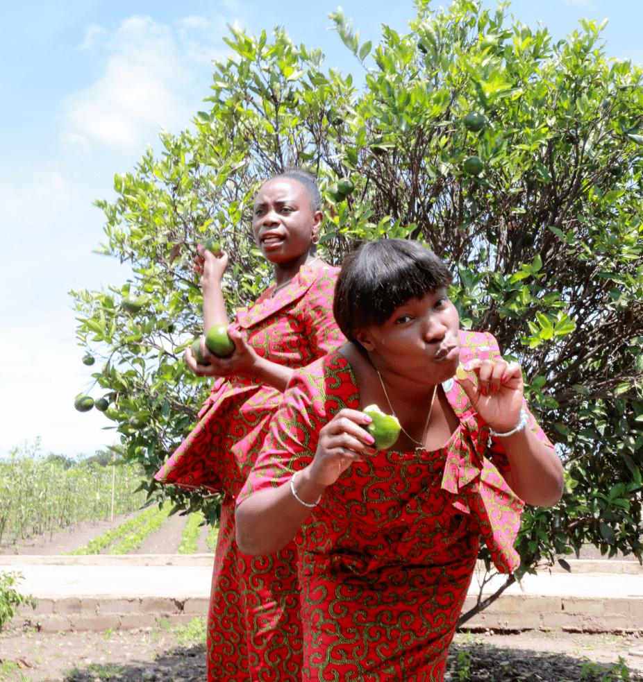 刚果传统裙装Kitenge