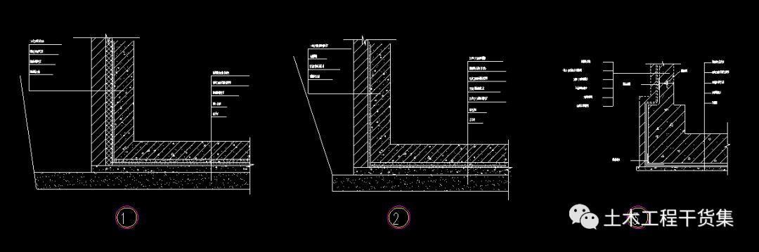 柱钢筋绑扎示意图_直接套用!全套200余个钢筋/模板/混凝土/防水等常用CAD图,CAD版 ...