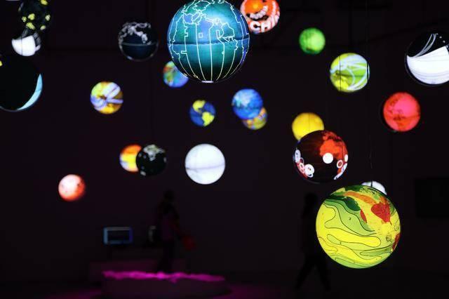 """""""亚洲数字艺术展""""今日开幕,32件顶尖数字艺术作品亮相"""