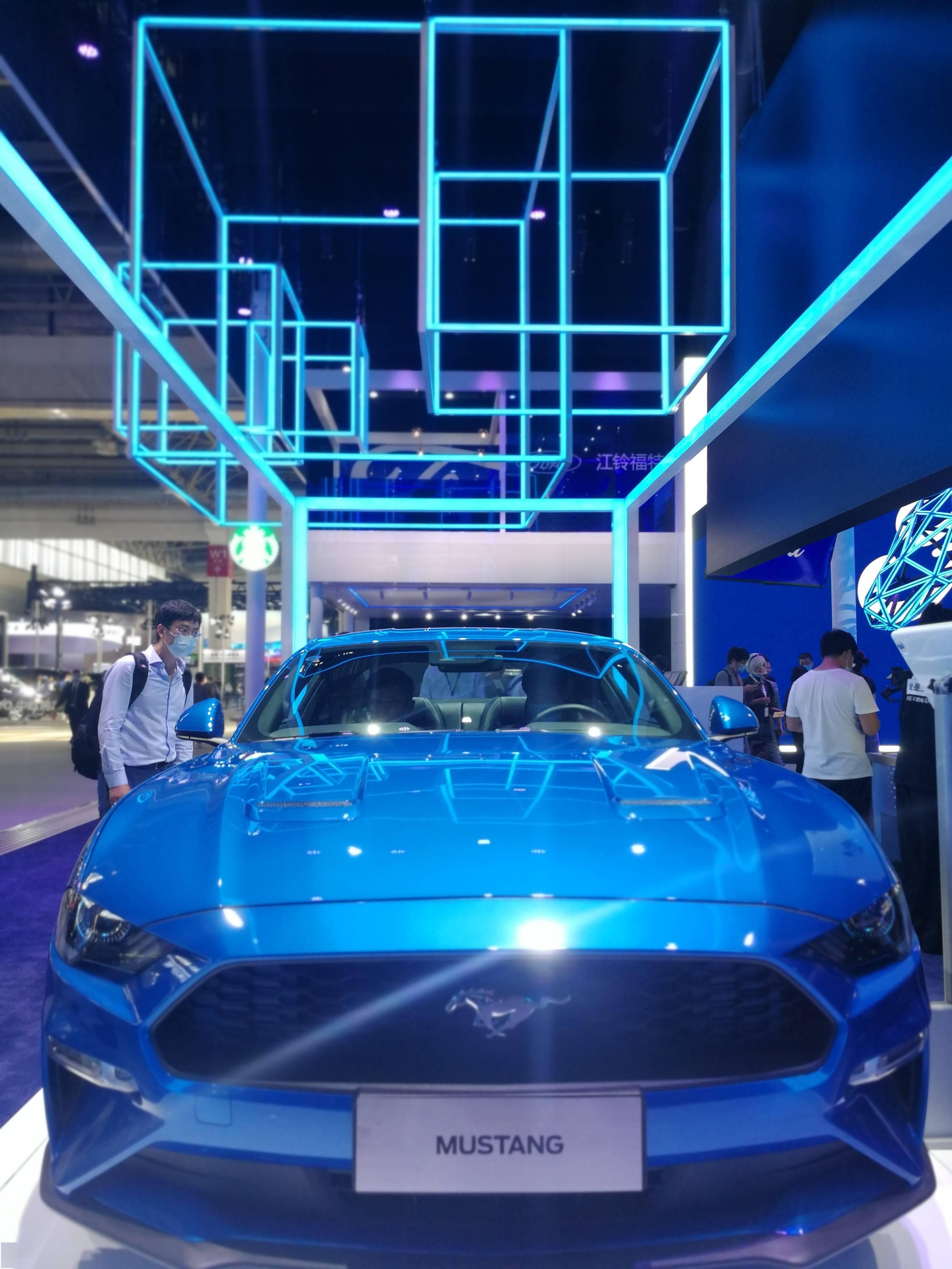 <strong>2020北京车展|纯电SUV在华首秀,福特中国</strong>