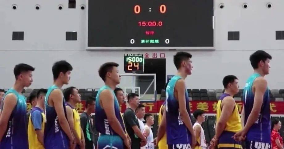 直击!2020丹东市篮球联赛开幕