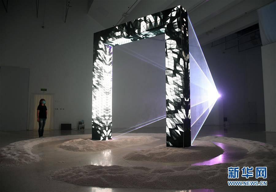 北京:感受数字艺术魅力