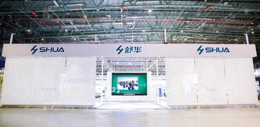 舒华六大健身解决方案闪耀2020体博会
