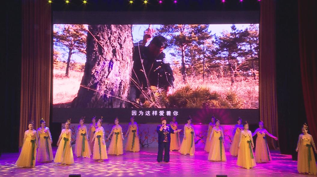 中国国马2020传统耐力赛(辽宁彰武站)颁奖典礼在博物馆县举行。