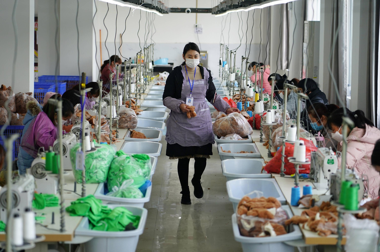陕西汉滨:苏陕扶贫协作成果丰硕。