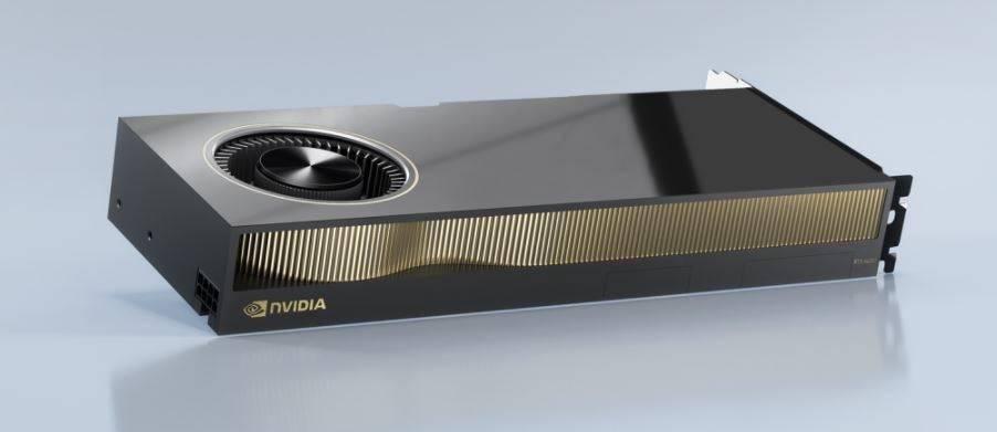 英伟达发布Quadro A6000 / A40 专业显卡,配备 48GB 显存