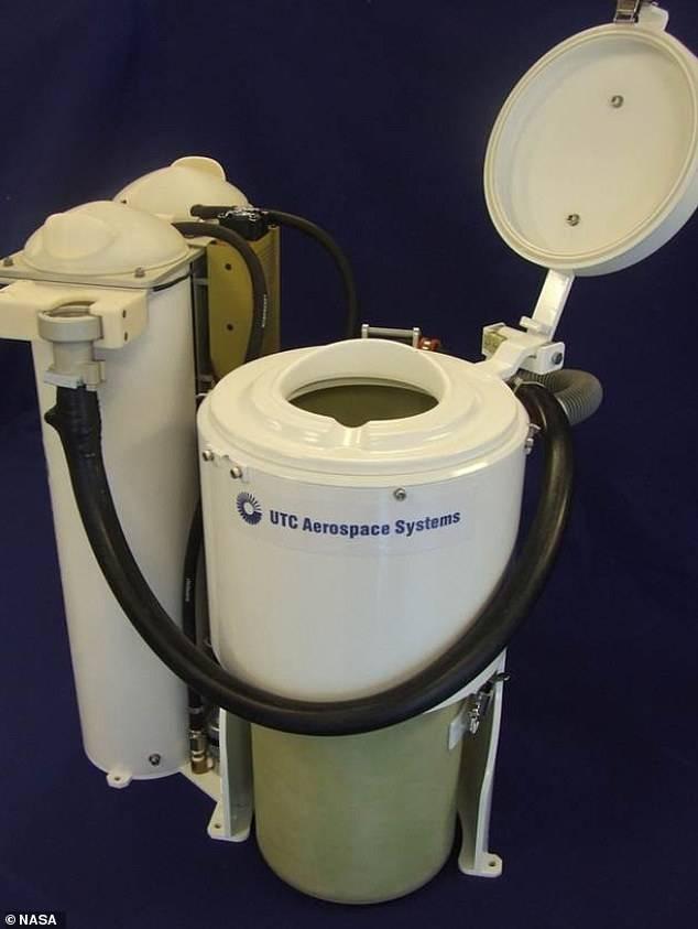 NASA将在空间站测试新型香味马桶,价值2300万美元