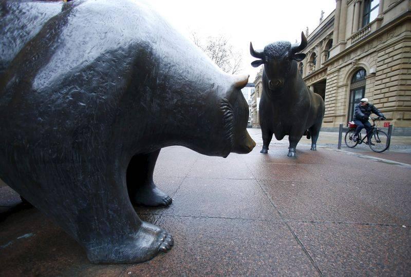德国股市上涨;截至收盘DAX30上涨1.10%