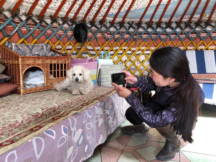 """以网为媒:蒙古族青年牧民与外界的""""新社交"""""""