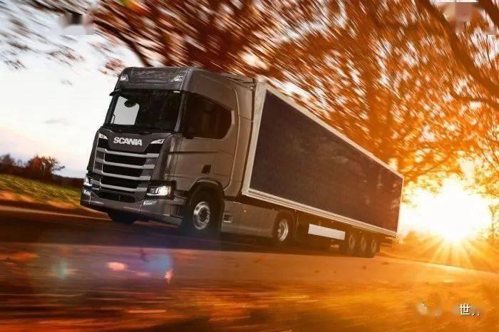 Scania在瑞典测试太阳能混动卡车 可节省5%-20%的燃料