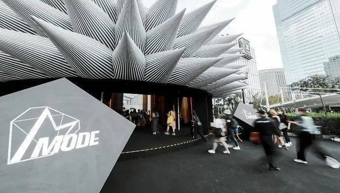 重启中的上海时装周规模精简,更加聚焦扶持中小企业