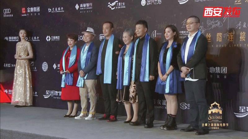 《无翅飞翔》剧组亮相丝绸之路电影节 导演张维军携主创参加见面会