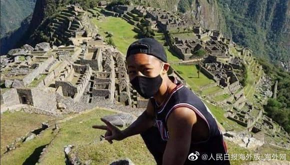 日本游客因疫情滞留秘鲁 为参观名胜古迹苦等7